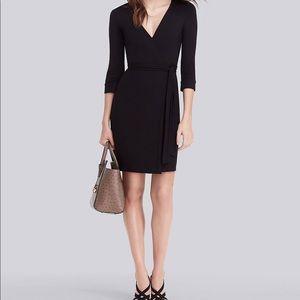 Diane von Furstenberg Julian Wrap Dress